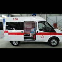 北京怡宁医院救护车转运