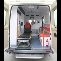 北京当代医院救护车转运