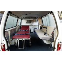 北京德胜门医院救护车出租护送临终病人回家