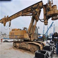 惠州二手旋挖钻机回收