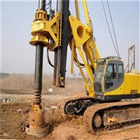 深圳二手旋挖钻机回收