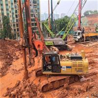 二手旋挖钻机回收