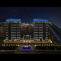 无锡亮化工程增加城市空间的吸引力