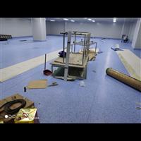 珠海医疗车间防静电卷材地胶板