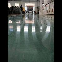 厂房染色固化地坪