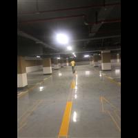 晋江停车场划线