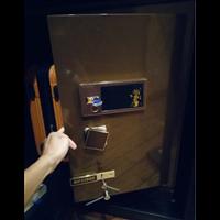 金塔开保险柜