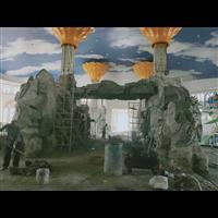 福建雕塑门头