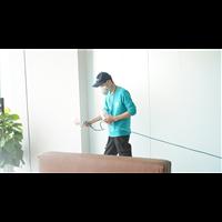 北京交通银行甲醛治理项目