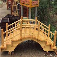 赣州防腐木木桥定制