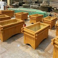 赣州防腐木花箱厂家