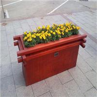 赣州防腐木花箱