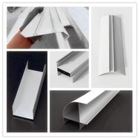 净化工程铝型材国标50型75型100型