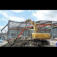 中山钢结构拆除回收公司
