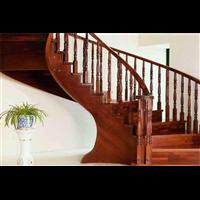 新疆实木楼梯立柱