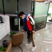 怀化溆浦农商银行除甲醛