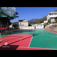 湖南硅pu球场