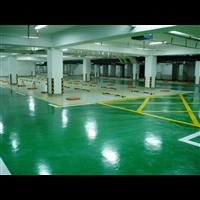 海南染色固化地坪