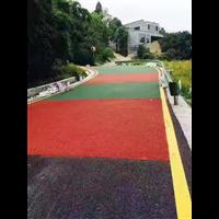 北京彩色防滑路面2