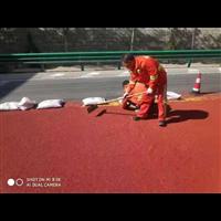 北京彩色防滑路面3
