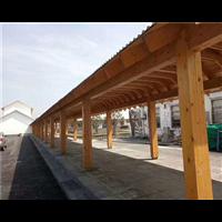 苏州防腐木长廊
