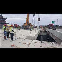 高速路切割施工