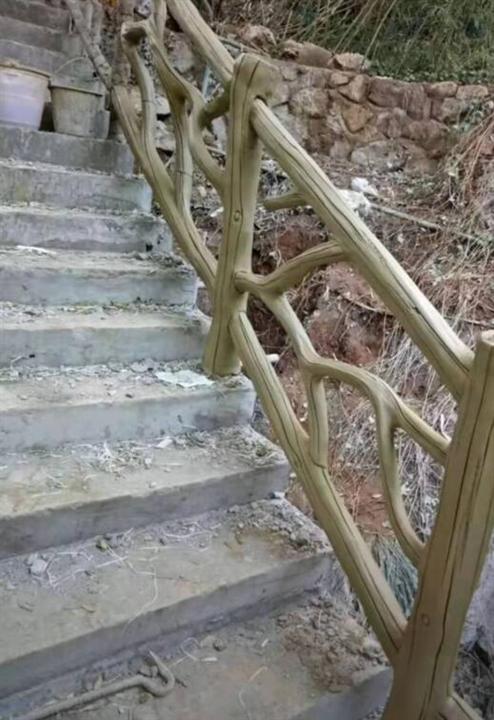 易门仿木杆栏制作h安顺仿木杆栏施工