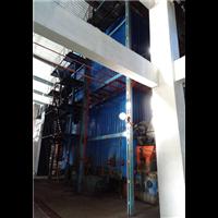 金塔毛纺厂锅炉清洗