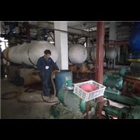 腔式换热器循环清洗