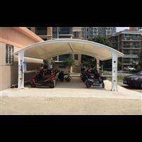 宁德膜结构停车棚企业制作