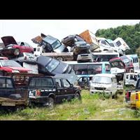 连江报废车回收企业教你如何处理老旧报废汽车