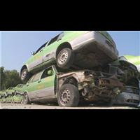 丹东事故车回收