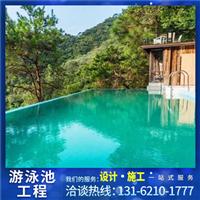 上海亞克力泳池