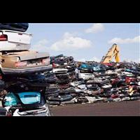 寻乌报废工程车回收