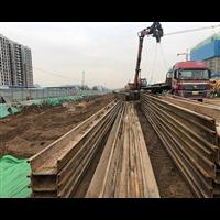 內蒙鋼板樁內支撐施工