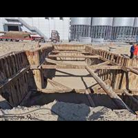 内蒙钢板桩支护工程