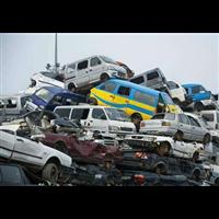 张掖回收报废车