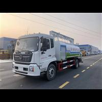 東風12噸鐵路專用多功能抑塵車