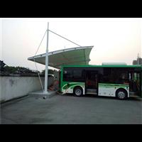 宁波镇海膜结构汽车停车棚设计制作