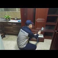 爱卫士为济南历城区中海珑湾进行室内甲醛检测治理