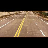 德州道路划线