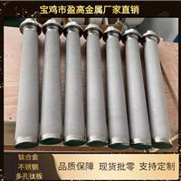 制药行业反应釜专用金属粉末烧结滤芯多孔烧结滤芯