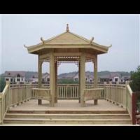 济宁防腐木凉亭