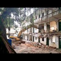 深圳学校拆除