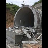 宁波地铁隧道切割