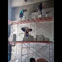 毕节轻质砖施工