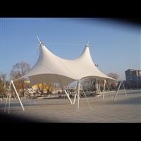 宁波膜结构充电桩停车棚制作