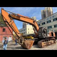 挖掘机回收