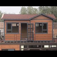 济南轻钢别墅设计