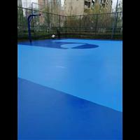 河北硅pu篮球场
